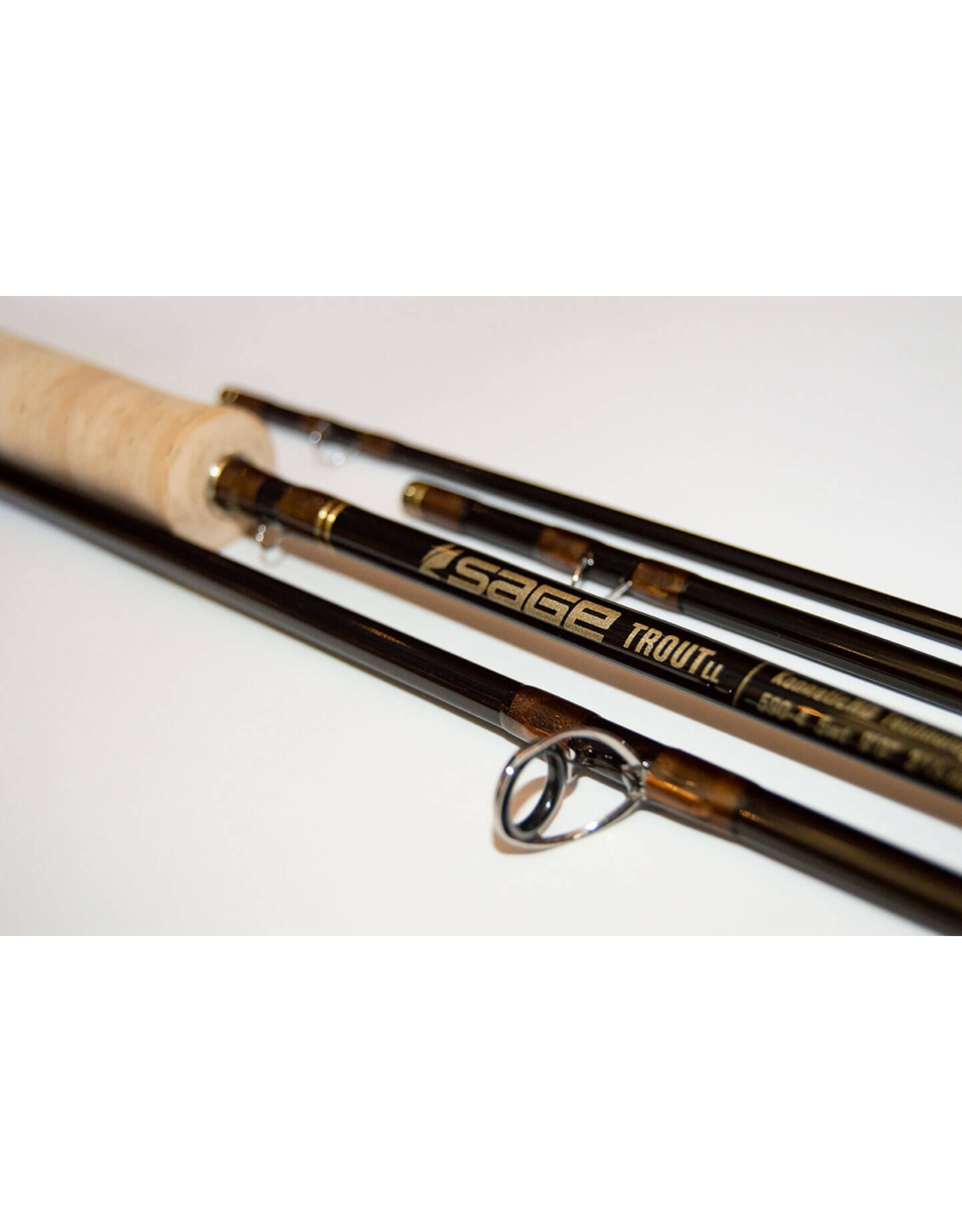 "SAGE Trout LL 7'9"" 3wt Fly Rod (4pc)"