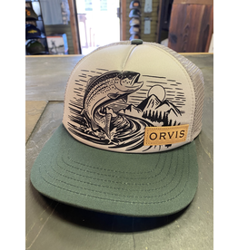 Orvis ORVIS Jumping Trout Foam Dome