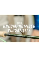 """SAGE Sonic 8'6"""" 4wt Fly Rod (4pc)"""