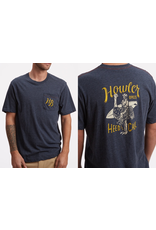 Howler Howler Rodeo Ostrich Pocket T-Shirt