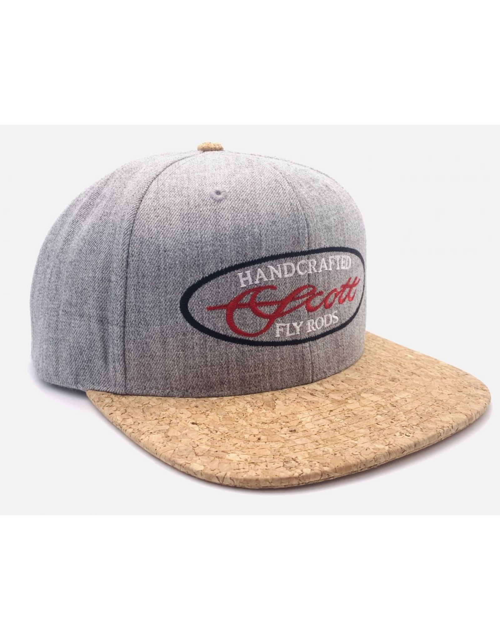 Scott SCOTT Cork Hat (Grey Heather)