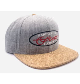 Scott SCOTT Cork Hat (Grey Heather)