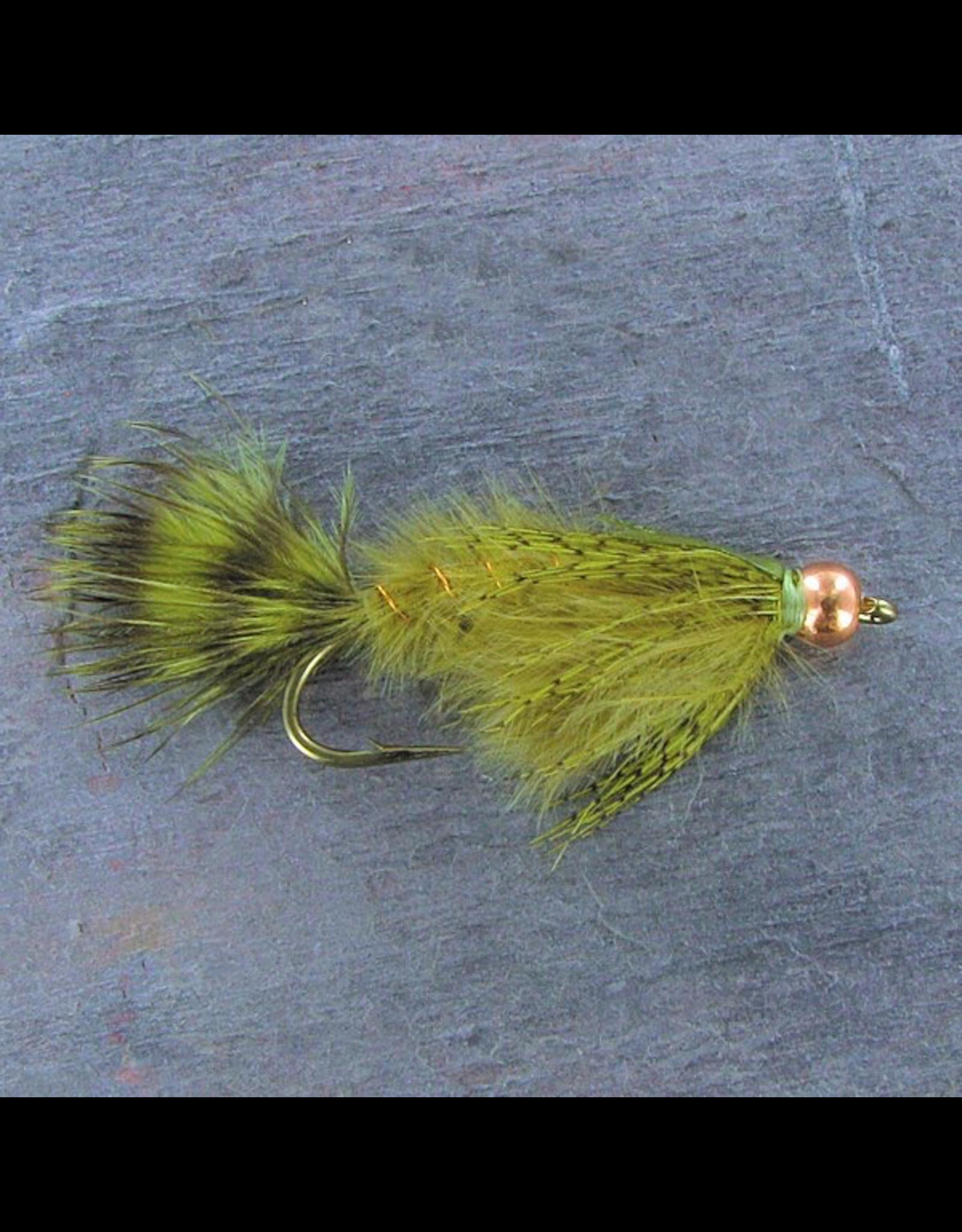 Umpqua Grizzly Damsel Olive 12 (3 Pack)