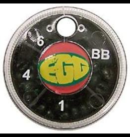 Dinsmore Dinsmore 4 Shot Tin Selector (Green Egg)