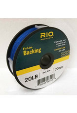 Rio RIO Fly LIne Backing 20 lb 200yds (Blue)