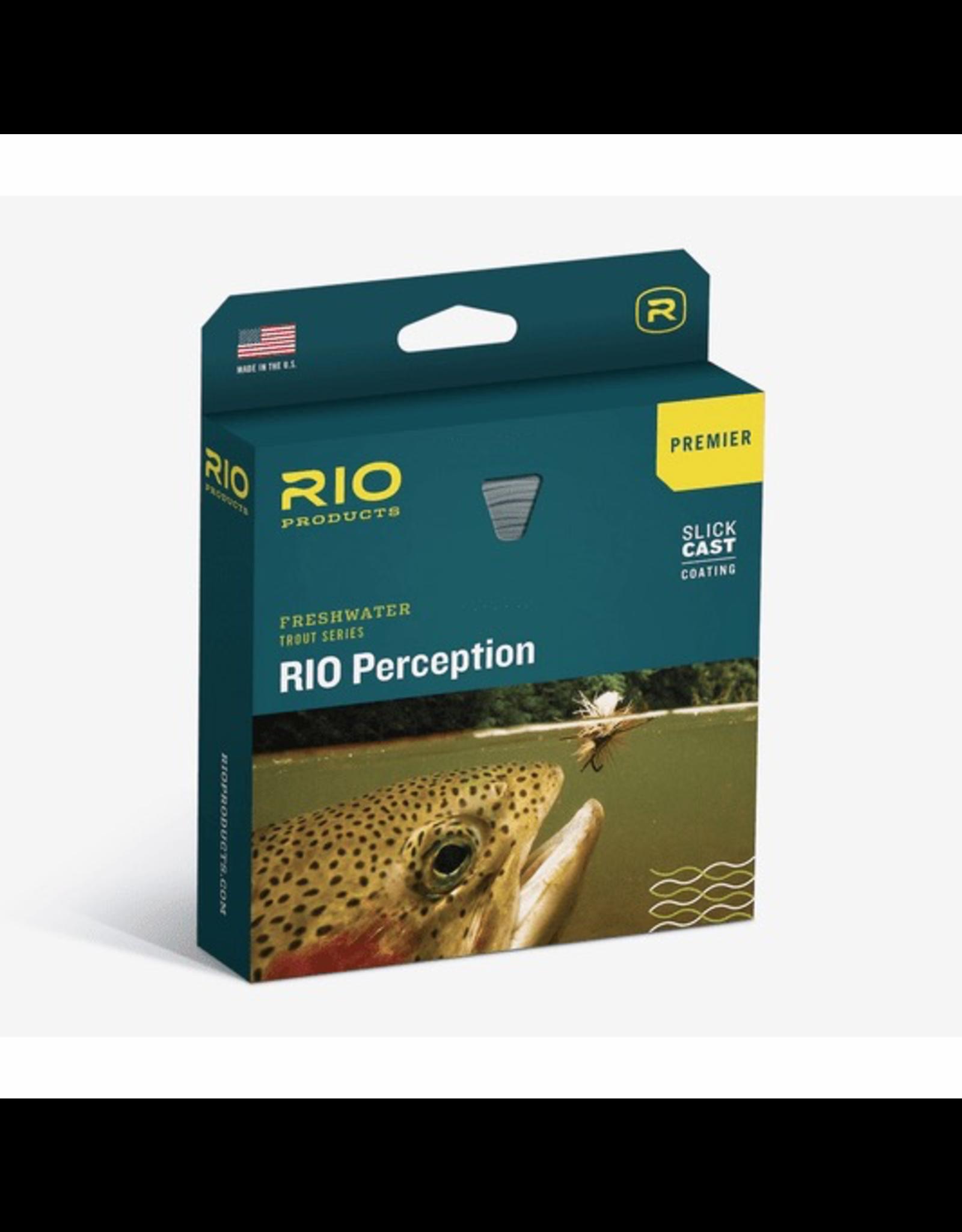 Premier RIO Perception Fly Line