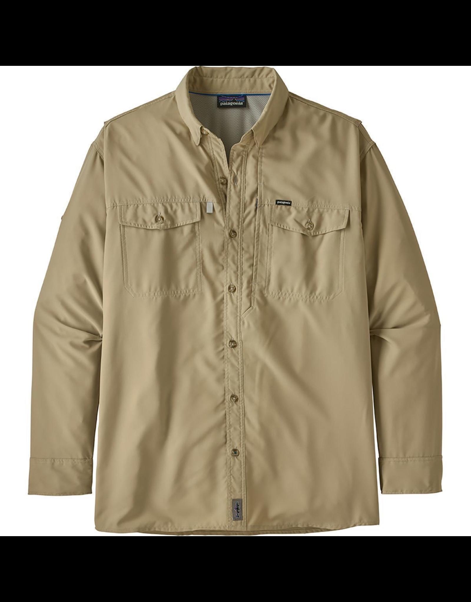 Patagonia Patagonia Sol Patrol II Men's LS Shirt (El Cap Khaki)