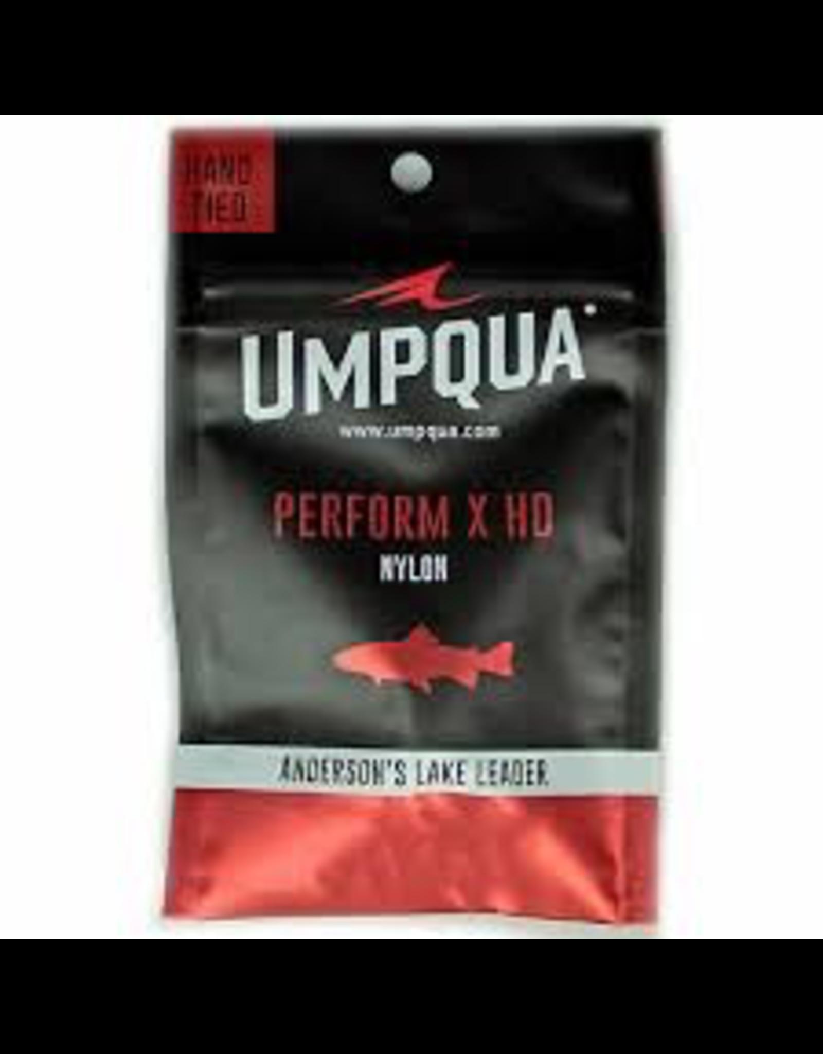 Umpqua Umpqua Perform X Anderson's Lake Leader 12ft. 30lb