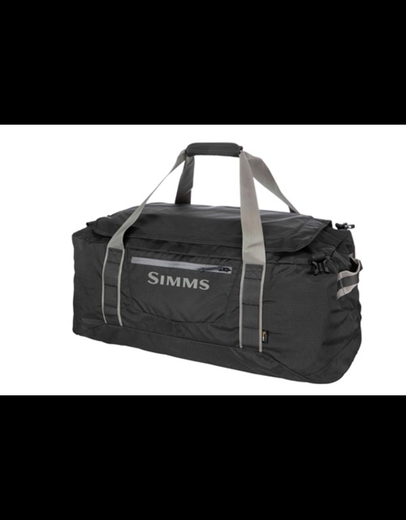 Simms SIMMS GTS Gear Duffel (80L) Carbon