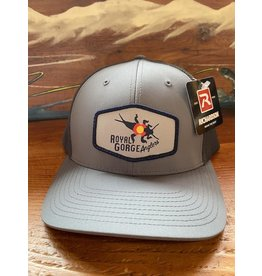 Richardson RGA Stonebug Trucker (Charcoal)
