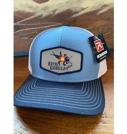Richardson RGA Stonebug Trucker (Columbia/White/Navy)