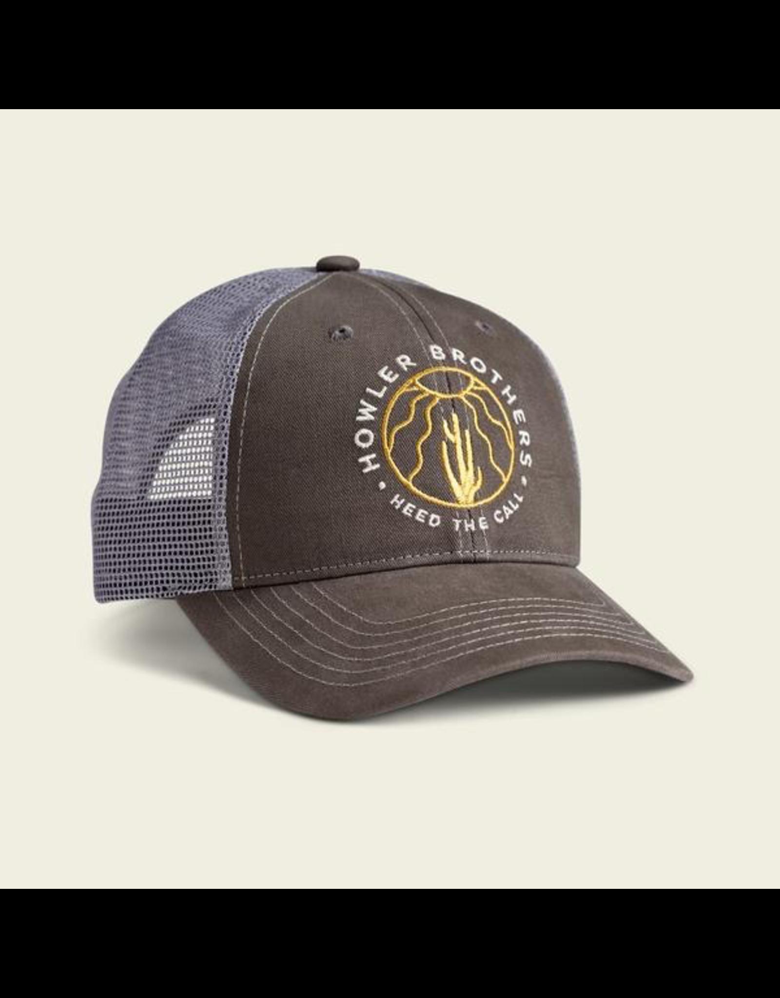 Howler Howler Ticla Cactus Hat (Graphite/ Grey)