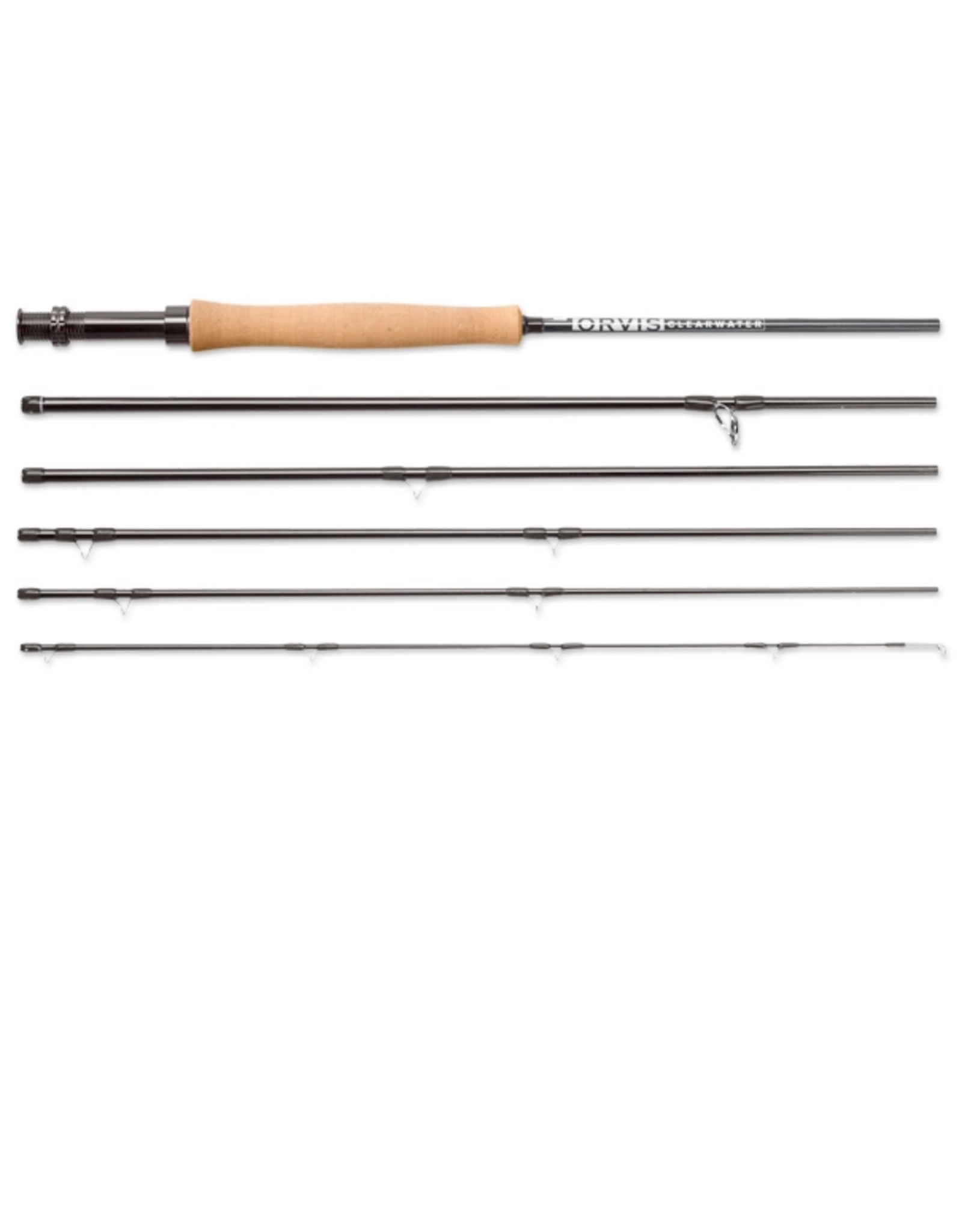 Orvis ORVIS Clearwater 9' 5wt (6 pc) Fly Rod