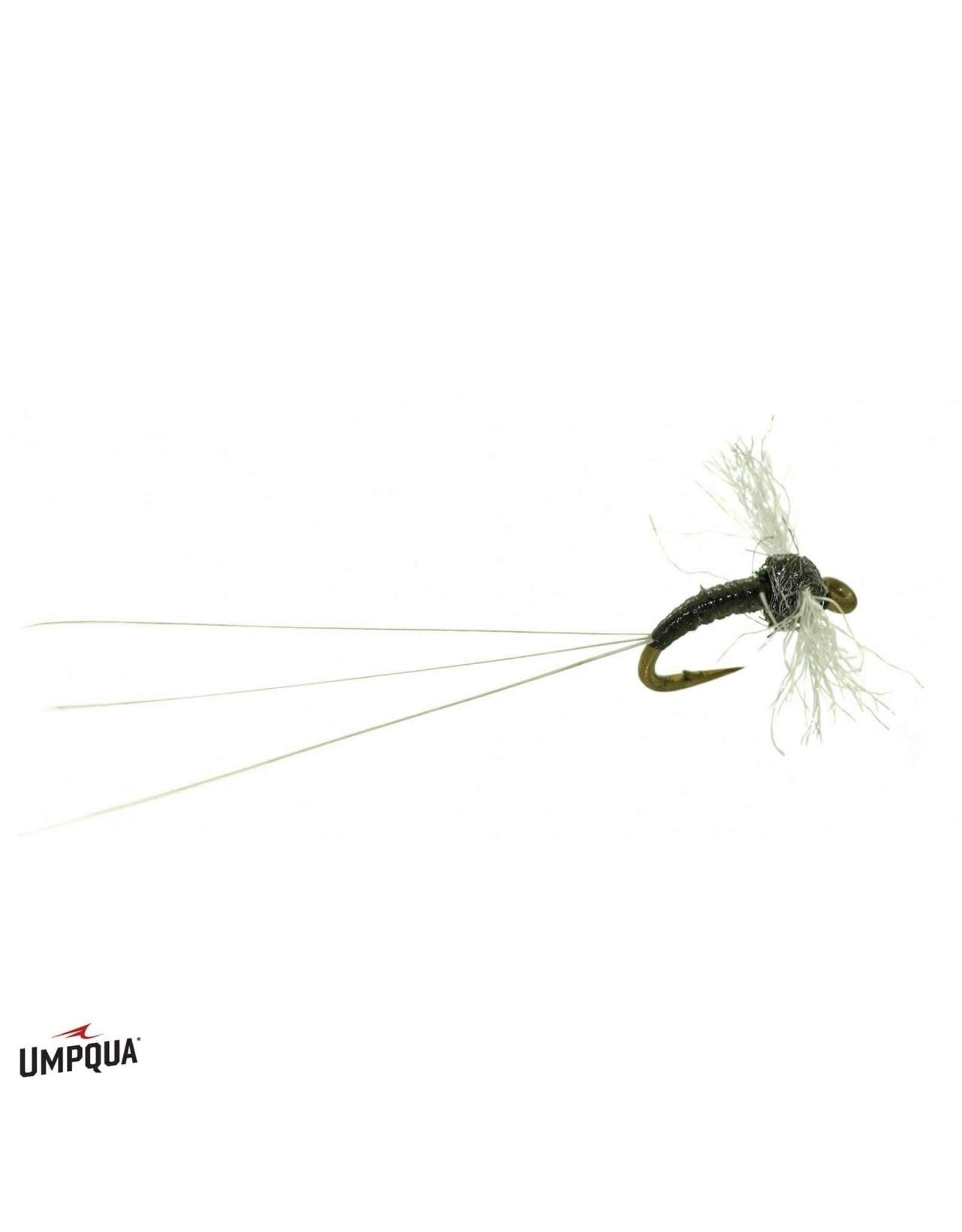 Umpqua Drowned Trico (3 Pack)