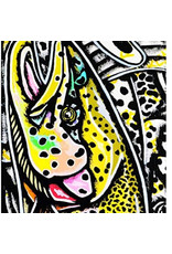 MFC MFC Fish Gaiter (Sun Mask) Estrada's Rainbow Graffiti