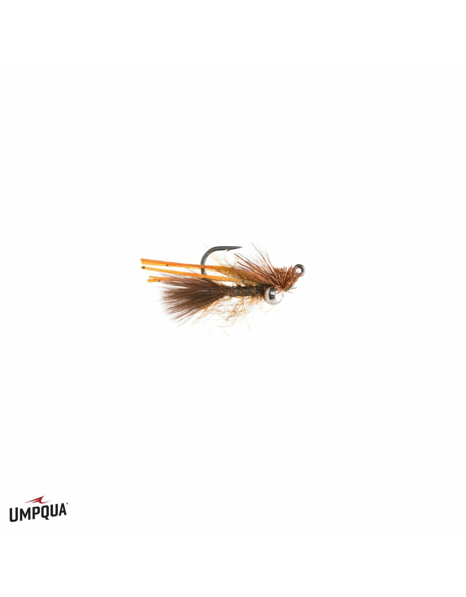 Umpqua Great Carpholio Jigged Brown  #4