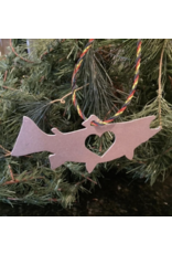 Flyvines Flyvines LoveTrout Ornament