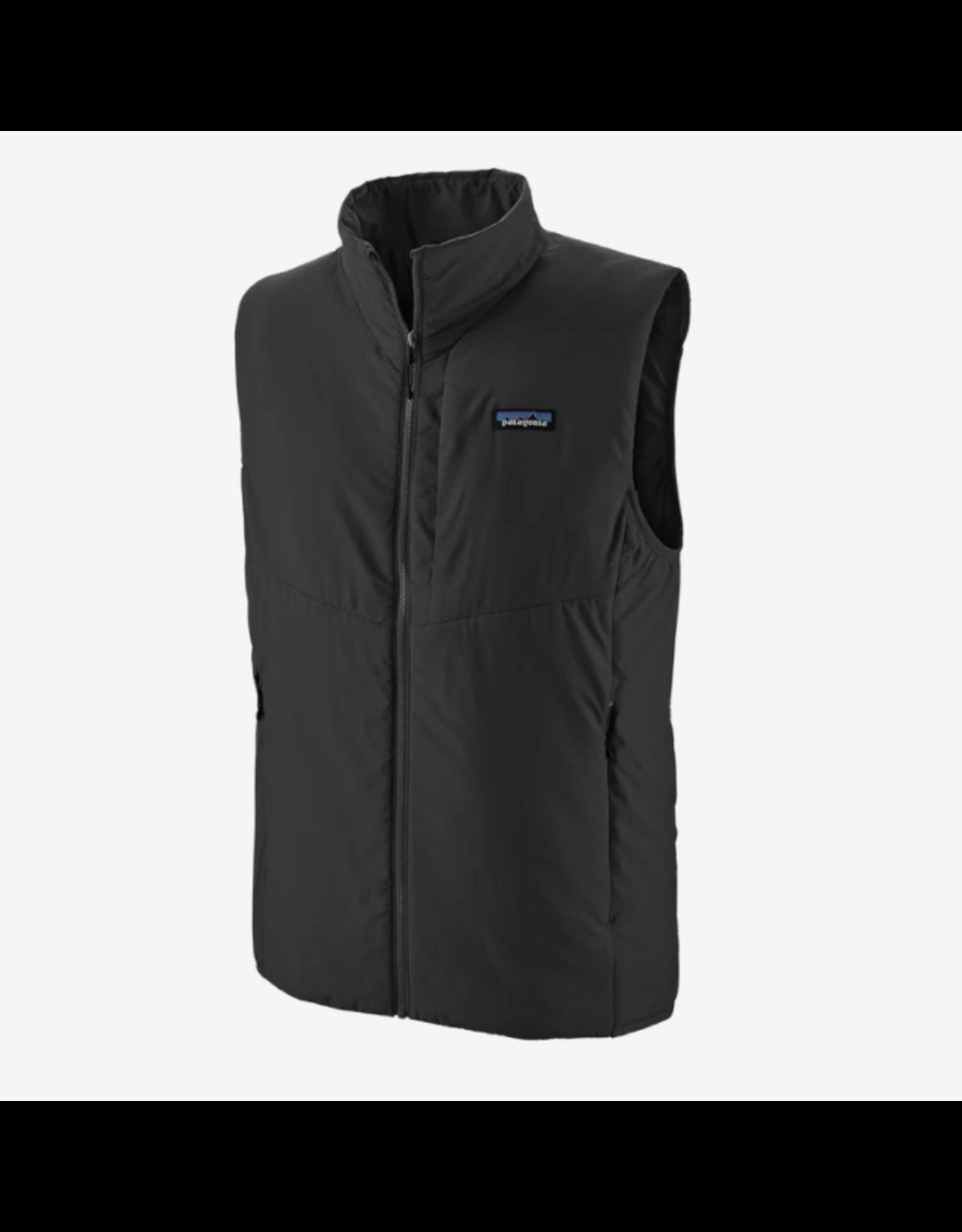 Patagonia Nano Air Vest (BLK) *Sample Sale Size Large