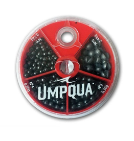 Umpqua Umpqua 4-way Split Shot Assortment