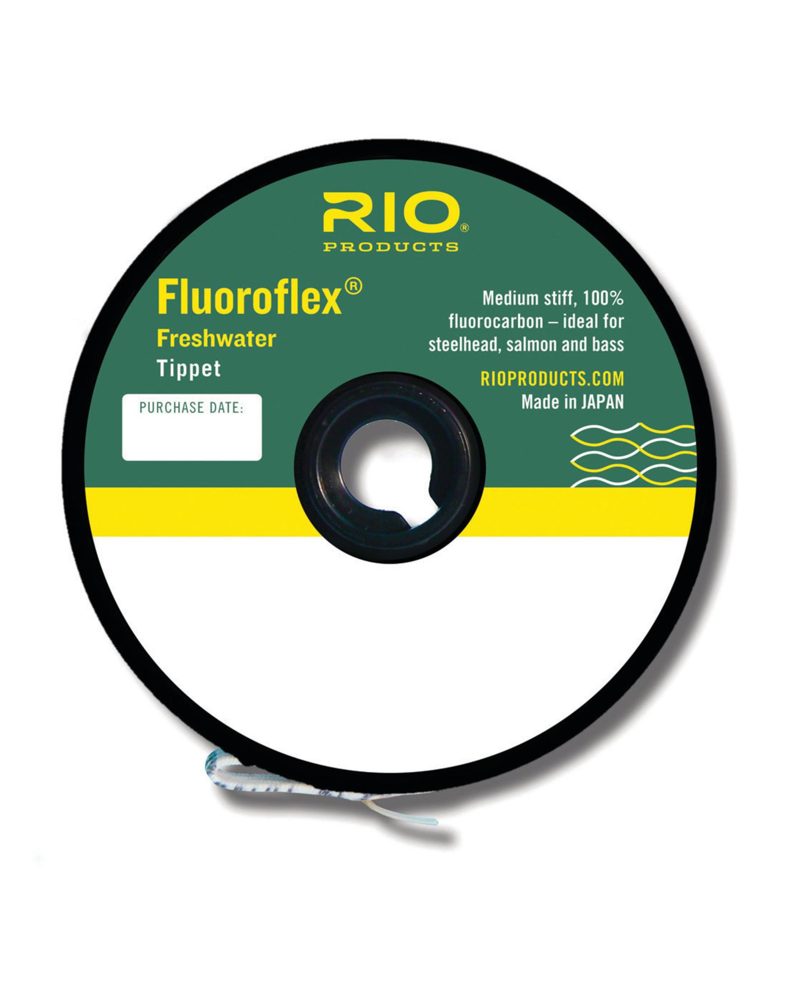 Rio RIO Fluoroflex Tippet (4x)