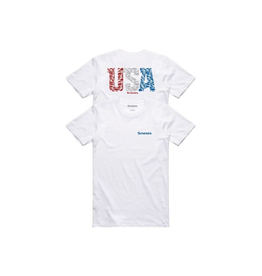 Simms Simms USA Species Tech SS T Shirt