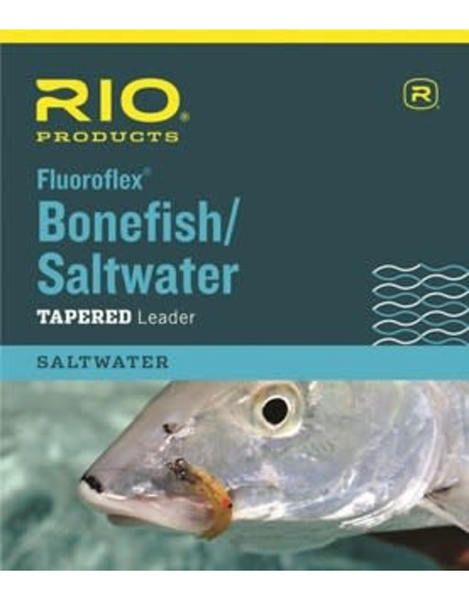 Rio Bonefish Saltwater Fluoroflex Leader