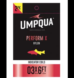 Umpqua Umpqua Perform X Indicator Coils