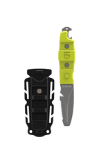 Liberty Akua Paddle/Dive Knife (Bright Green)