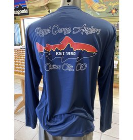 Ouray RGA Skyline Trout Performance LS Shirt