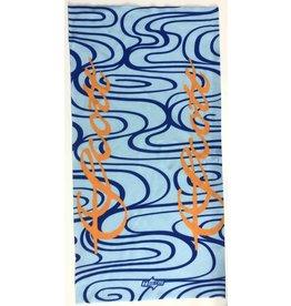 Scott SCOTT Water Swirls Hoo-Rag (Sun Mask)