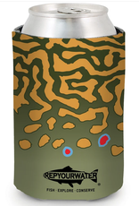Rep Your Water Rep Your Water Can Cooler (Koozie)
