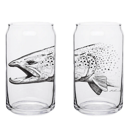 Rep Your Water Rep Your Water Predator Beer Can Glass