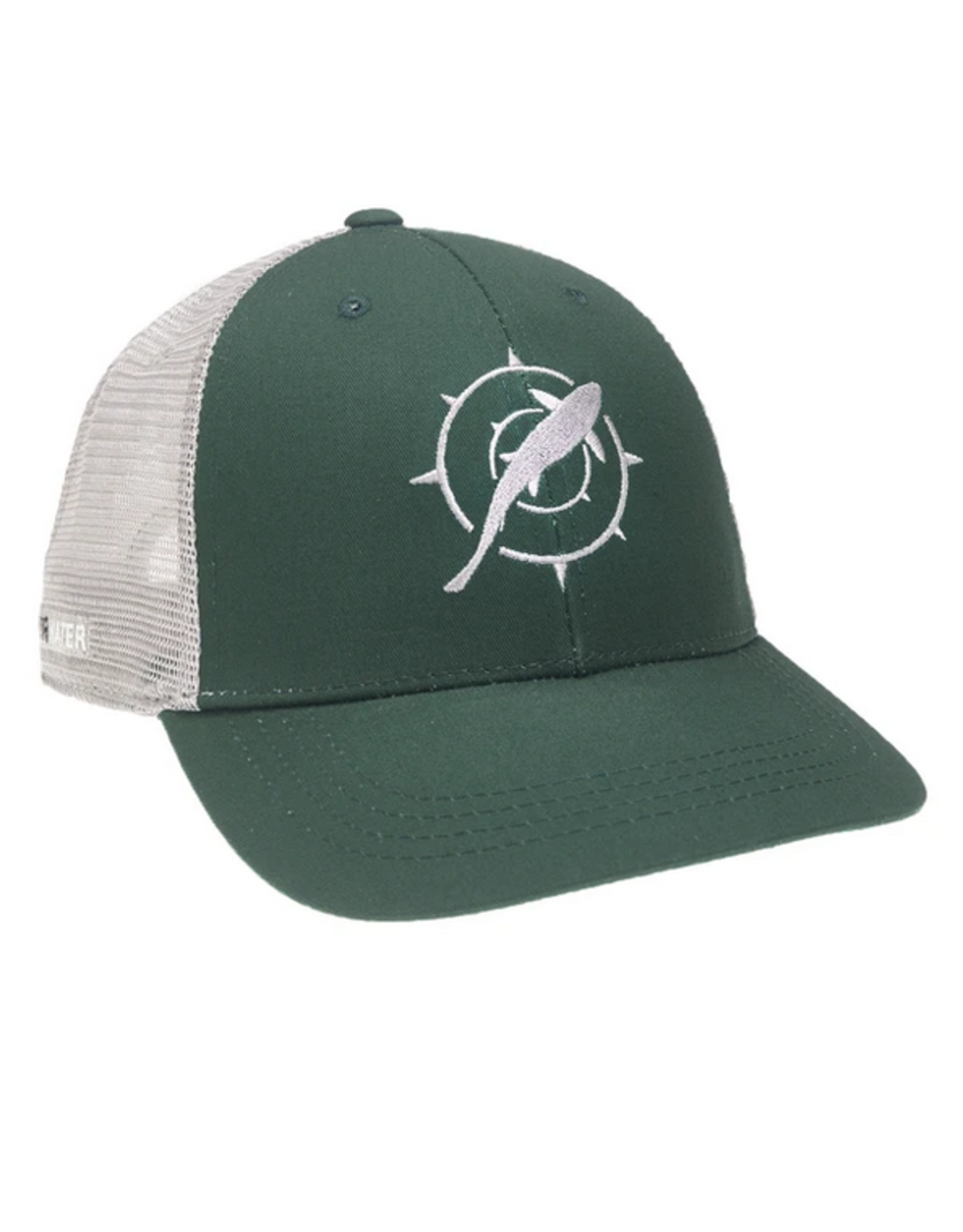 Rep Your Water Rep Your Water Trout Compass Trucker