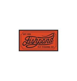 Fishpond Fishpond Heritage Sticker