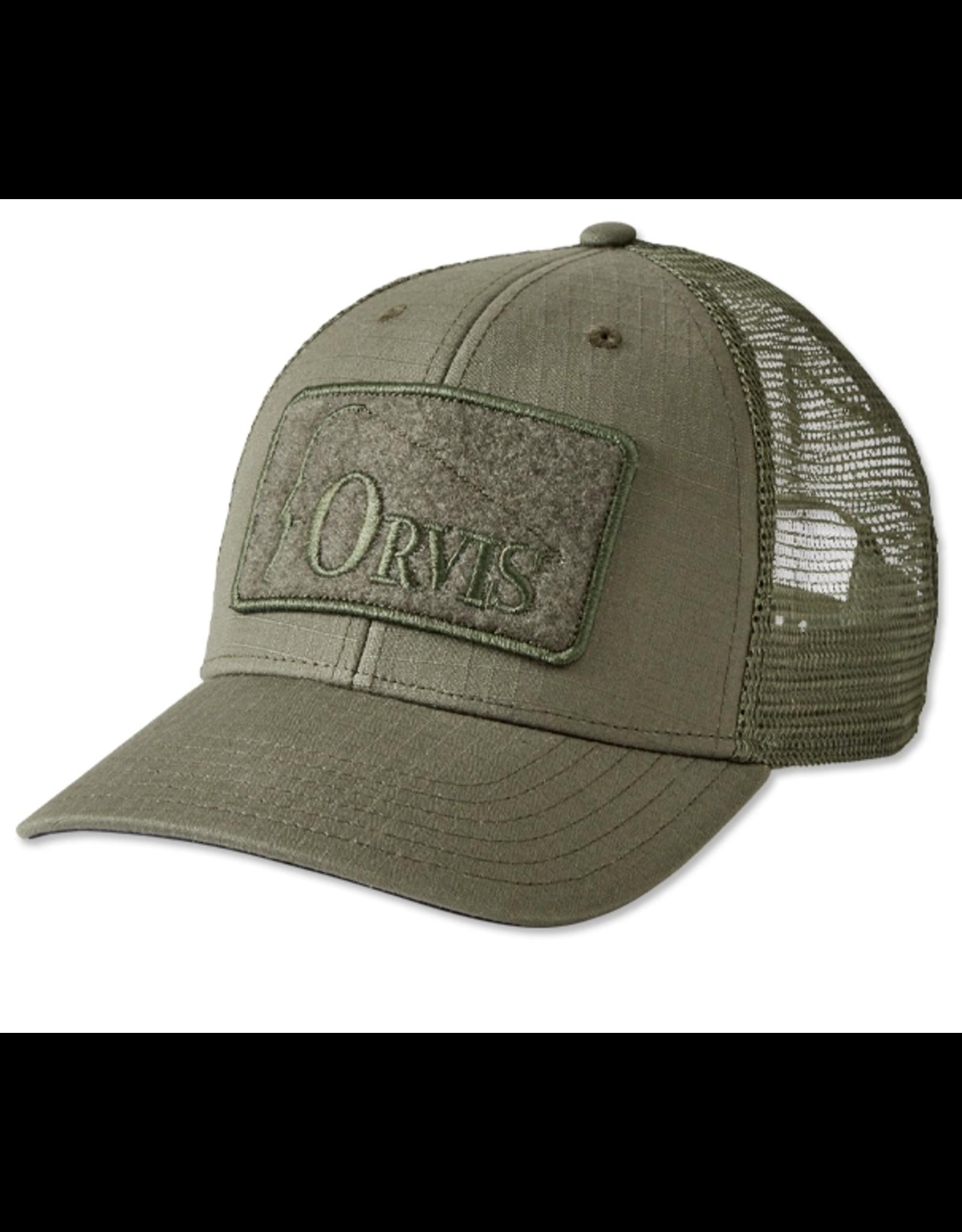 Orvis ORVIS Ripstop Covert Trucker (Olive)