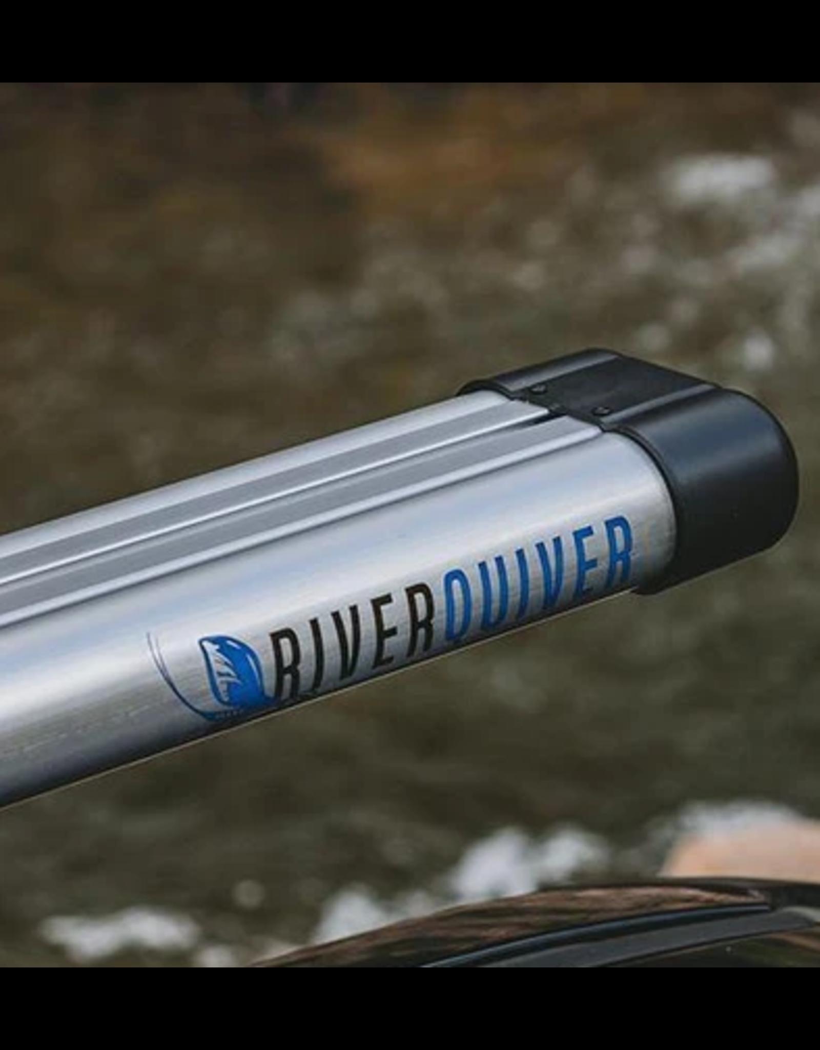 Riversmith Riversmith River Quiver (2-Banger) Silver
