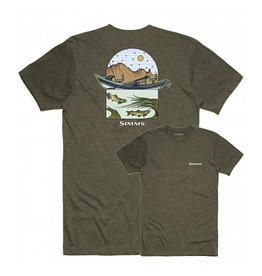 Simms Simms Underwood River Tee Shirt