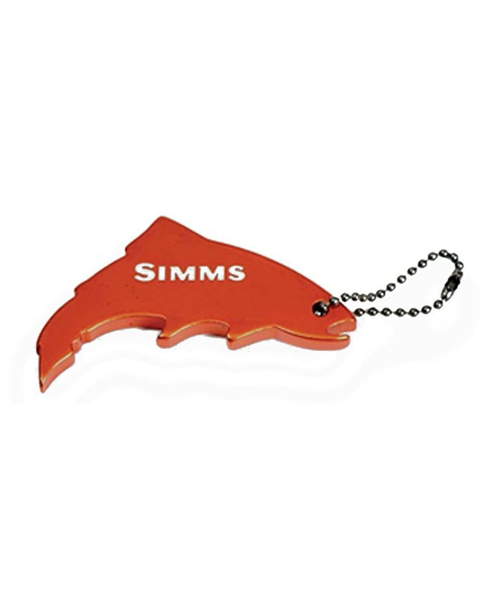 Simms Simms Thirsty Trout Keychain