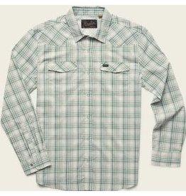 Howler Howler H Bar B Tech LS Bolan Plaid Juniper Shirt