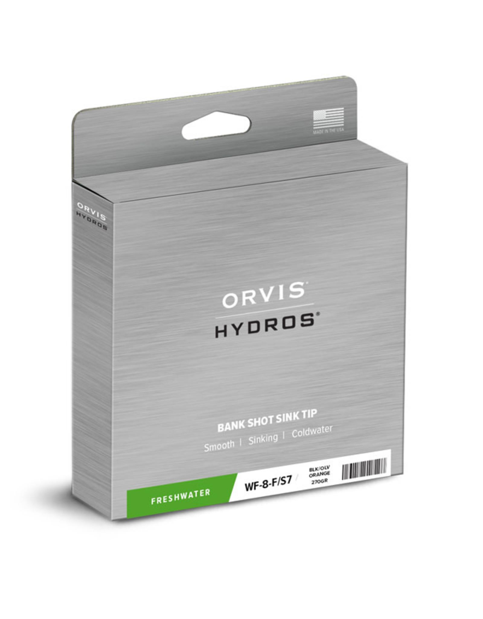 Orvis ORVIS Hydros Bank Shot Sink Tip