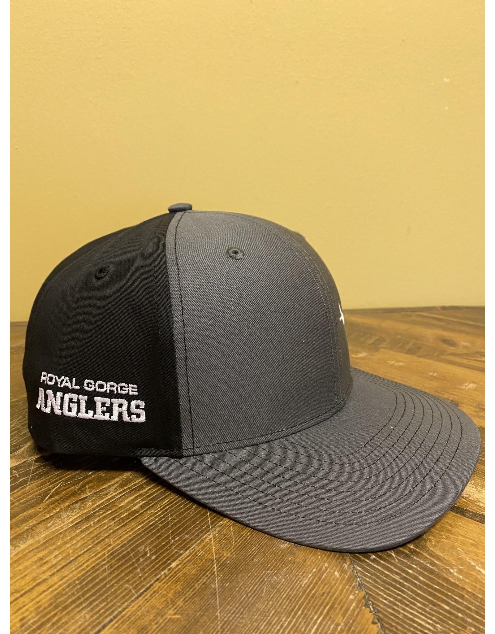 Richardson RGA Stonebug Hat (Charcoal/ Black)