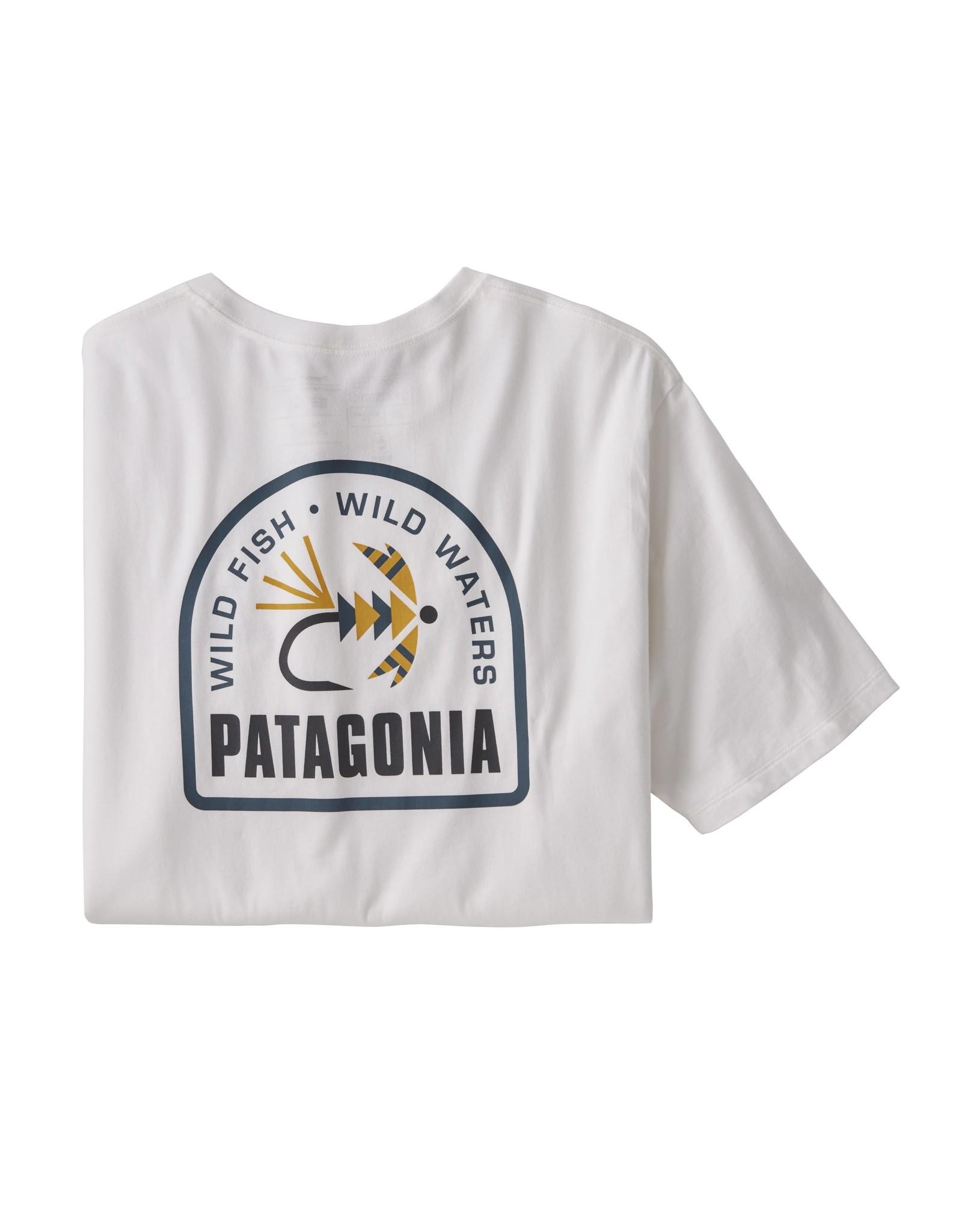 Patagonia M's Soft Hackle Organic T Shirt