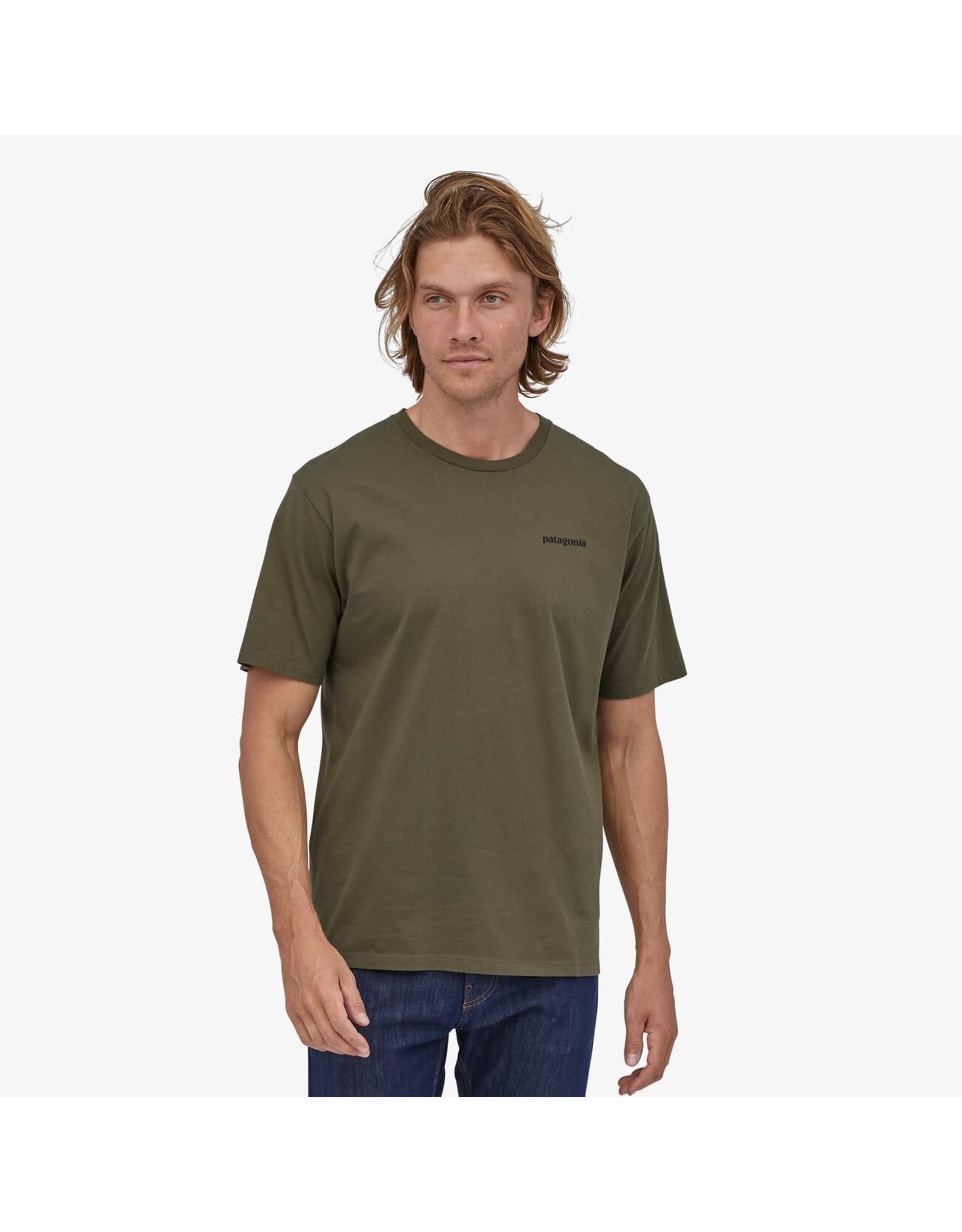 Patagonia Patagonia M's Framed Fitz Roy Trout Tee