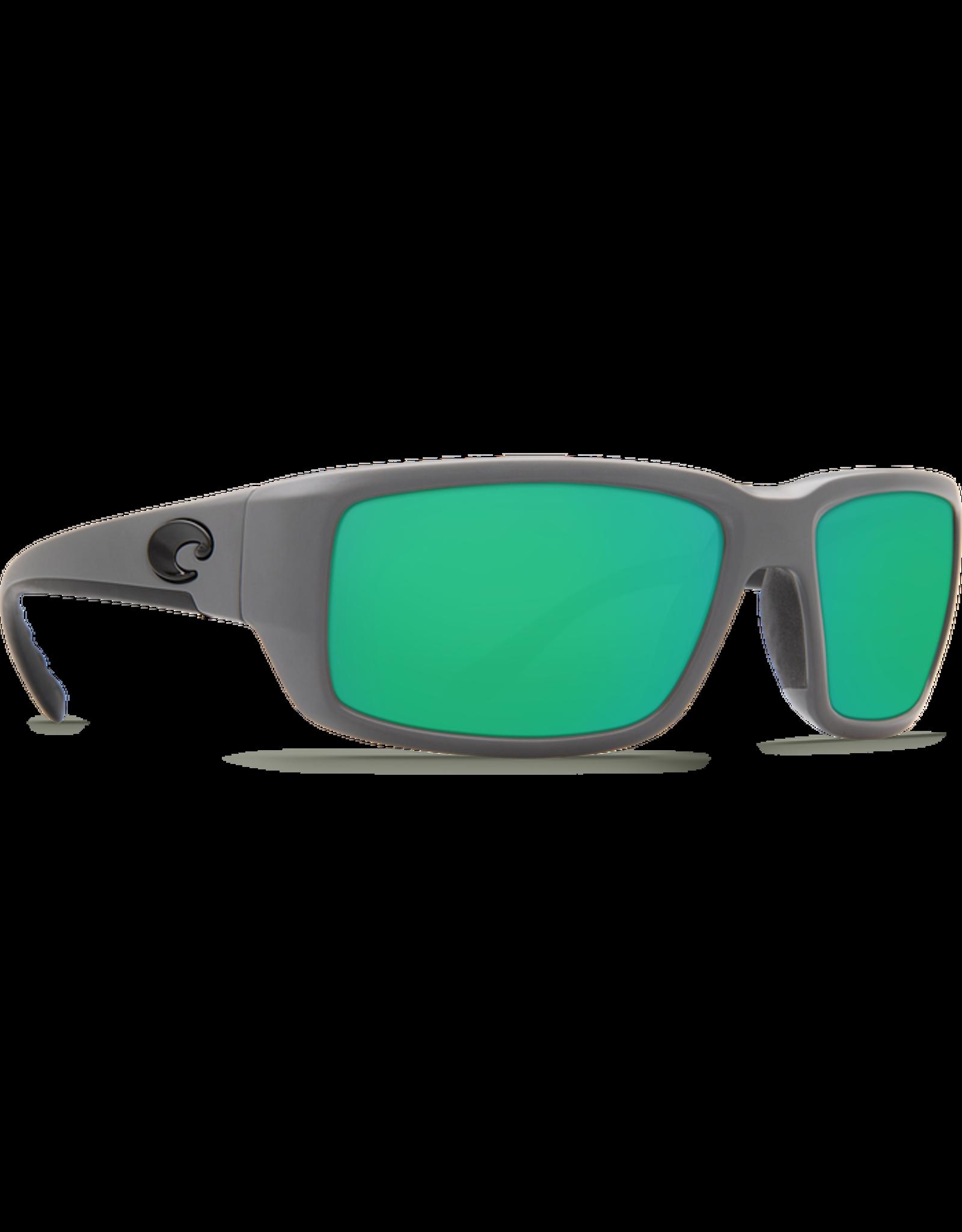 COSTA Fantail Pro- Matte Gray (Green Mirror 580G)
