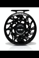 Hatch HATCH Iconic 9 Plus Reel (Black/ Silver) Mid Arbor