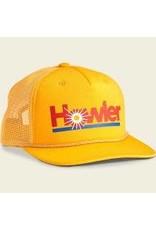 Howler Howler Plantain Snapback..Yellow