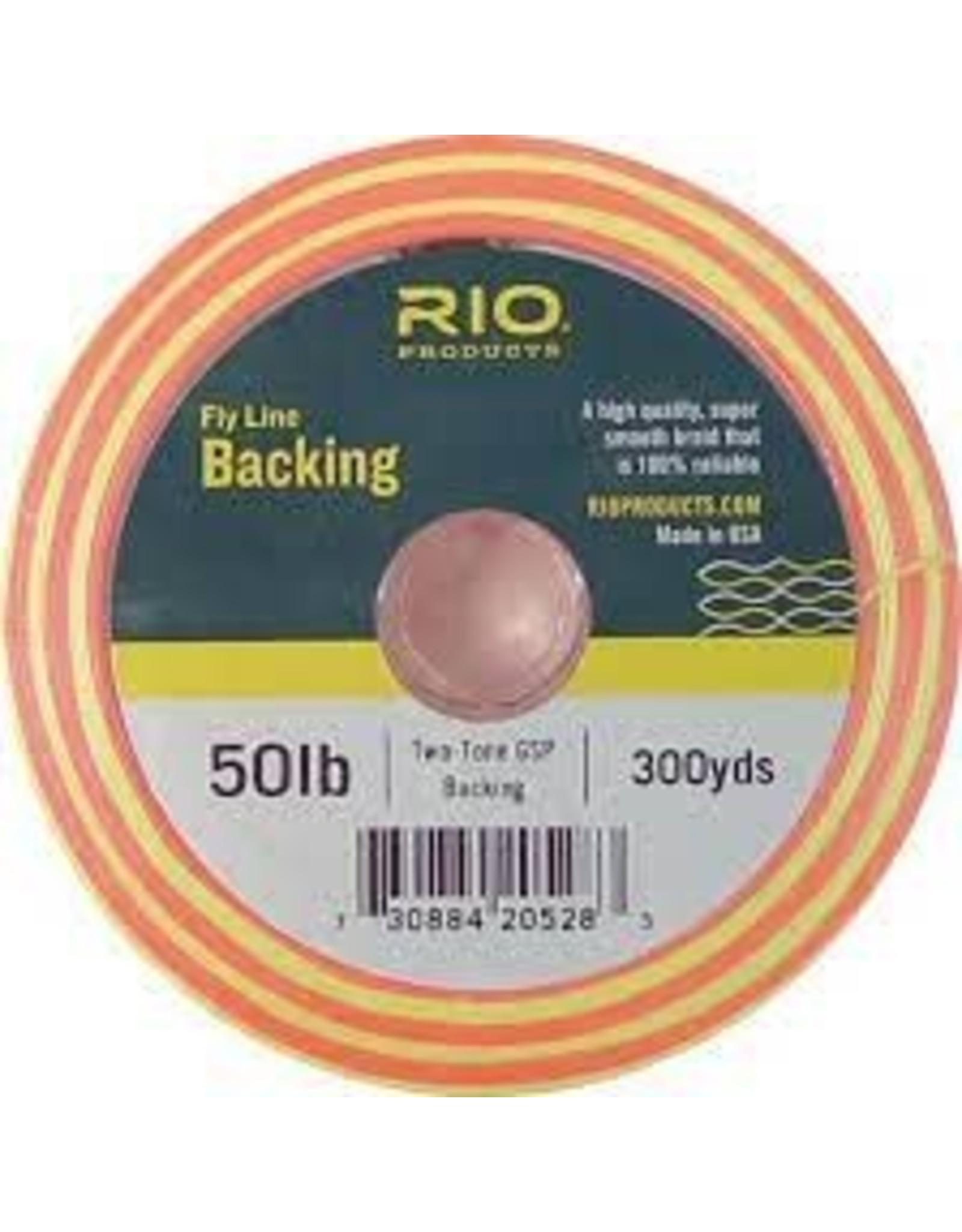 Rio Rio Fly Line Backing 50lb. 300 yds.