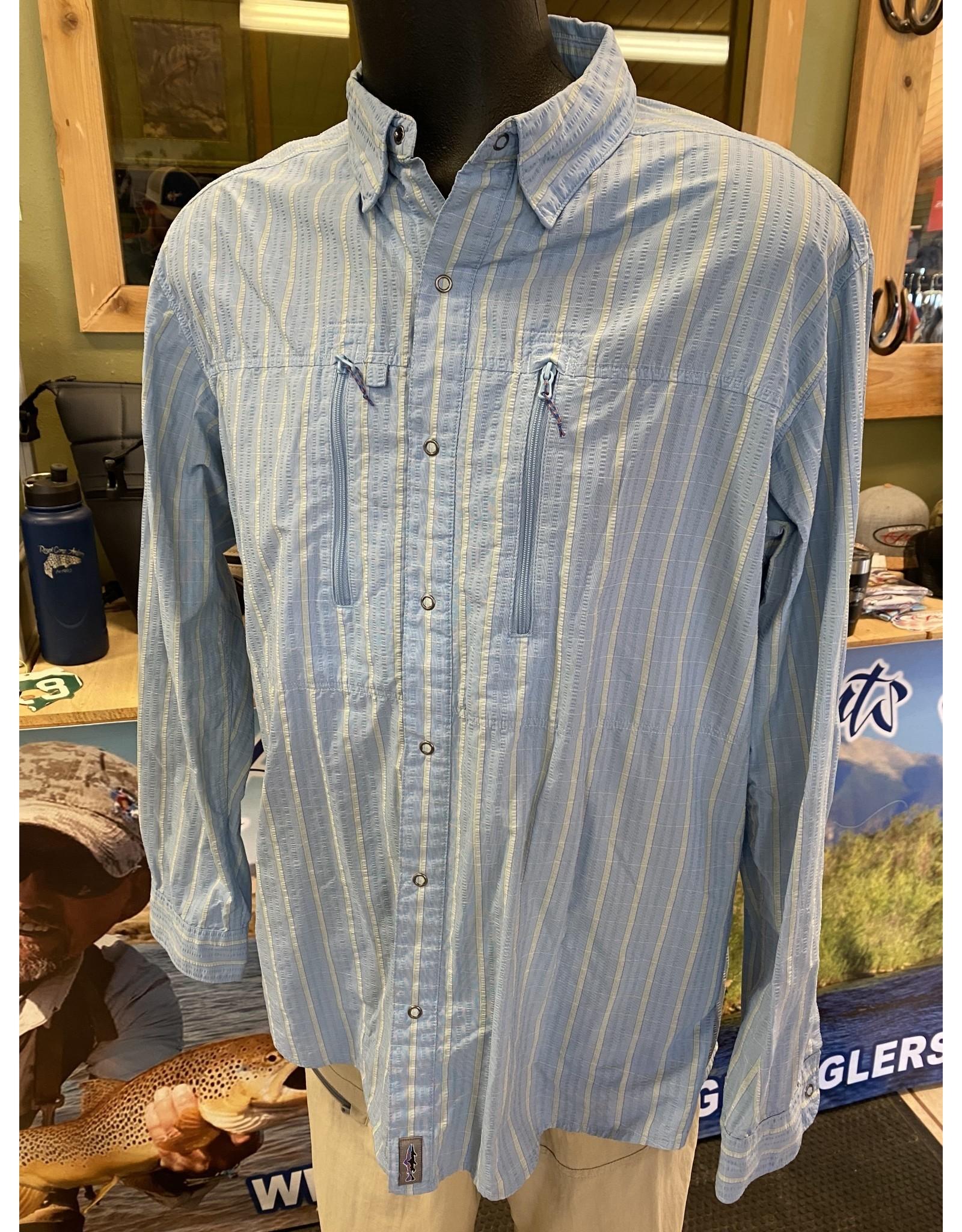Patagonia Patagonia River Walker Fishing Shirt (SAMPLE SALE Size Large)
