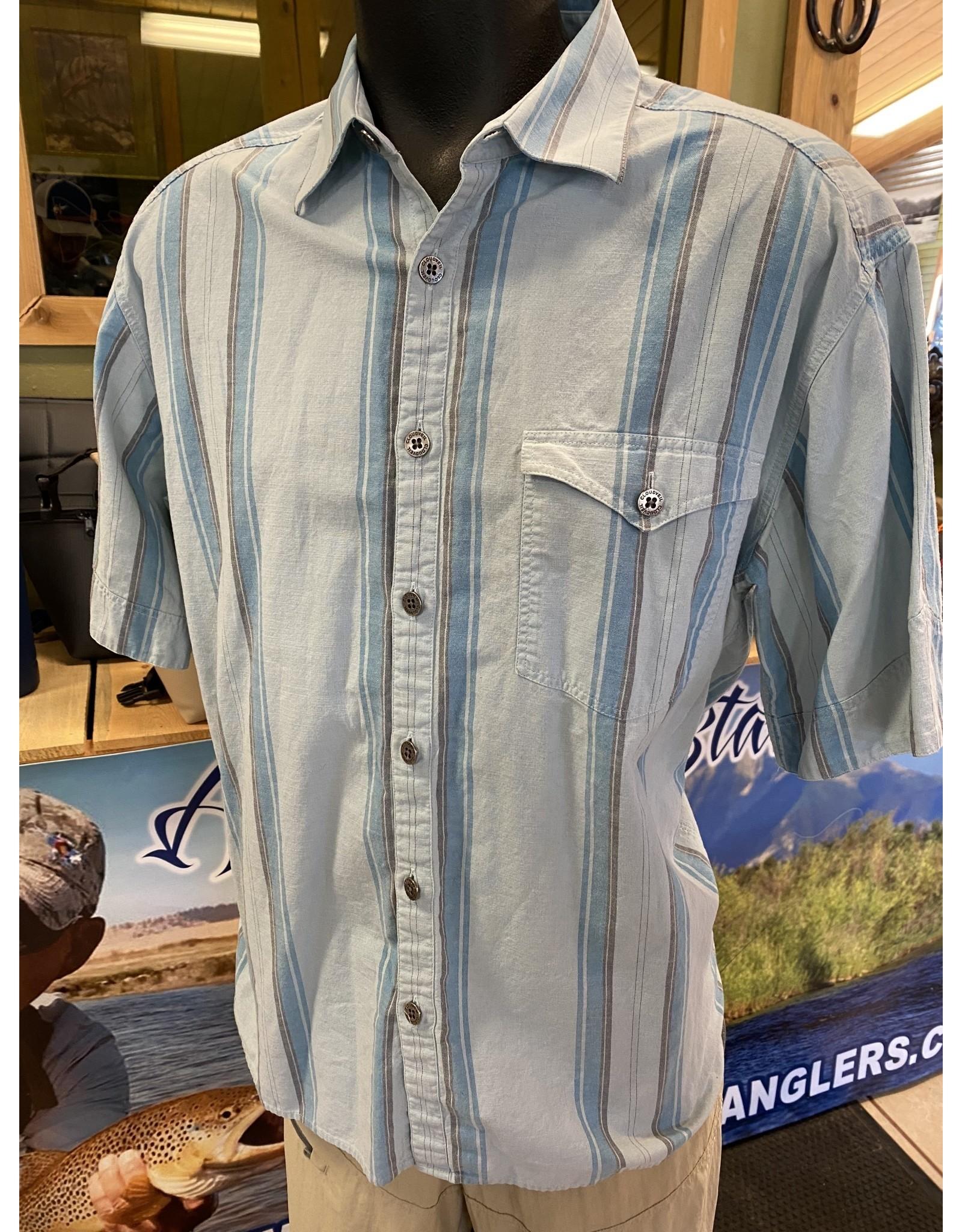 Cloudveil Cloudveil SS Western Shirt (SAMPLE SALE Size Large)