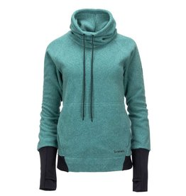 Simms W's Rivershed Sweater Avalon Teal